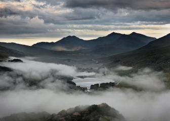 Snowdon Morning Mist