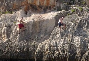 Me and Andy DWS at Zurrieq, Malta