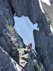 High on Observatory Ridge