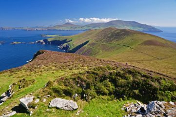 Great Blasket Island, Dingle, Eire