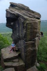 Rivelin Needle - photo credit to Chris Clements