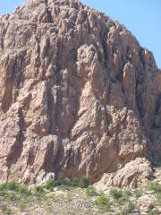 Crag NC (Greek Buttress)