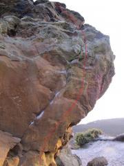 North Face Arete