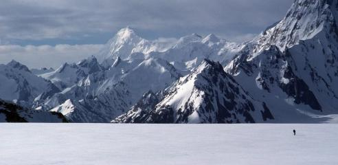 Snow Lake, Biafo Glacier, Karakoram