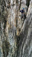 Peter working through the final section of P3.