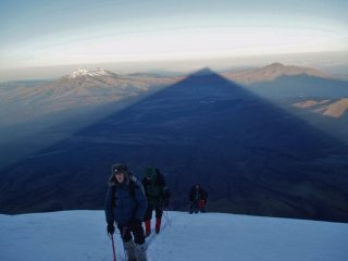 In the shadow of Cotapaxi