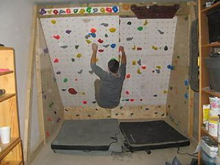 Premier Post: FS: For Sale: Free Standing Climbing Wall