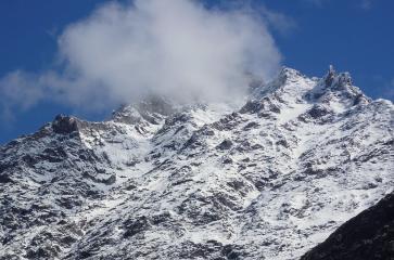 Ridges and Spires, Vengetind