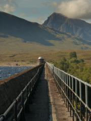 Stob Dearg from Blackwater Dam