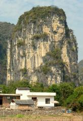 The Middle Finger, Yangshuo