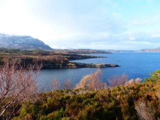 Loch Torridon, looking west towards Shieldaig