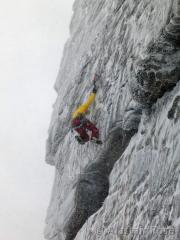 Cutting loose on the Crux