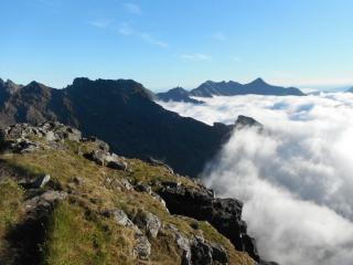 Cloud Inversion at 7am; July 2014