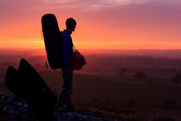 Another glorious Shaftoe sunset