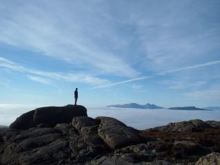 Easter climbing at Ardnamurchan
