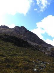 Mynydd Moel North Ridge