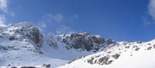Stob coire nan lochan on a perfect day!