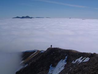 Cloud inversion Glencoe