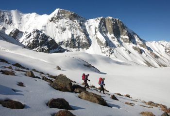 Uncharted territory and unclimbed peaks in Northern India