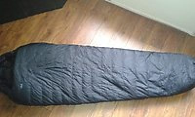 Premier Post: RAB Neutrino Quantum Endurance 600 Sleeping Bag