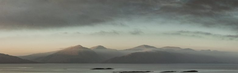 Mull from Lismore