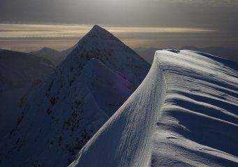The Devil's Ridge, Mamores