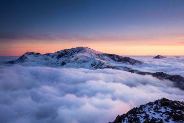 Winter Snowdon, 135 kb