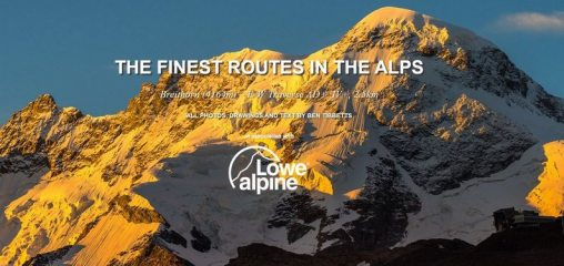 DIGITAL FEATURE: The Finest Routes in the Alps: Breithorn