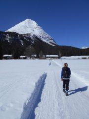 Towards the Hohe Munde, Tirol