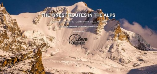 DIGITAL FEATURE: The Finest Routes in the Alps: Gran Paradiso