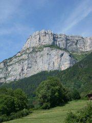 Rocher de Leschaux