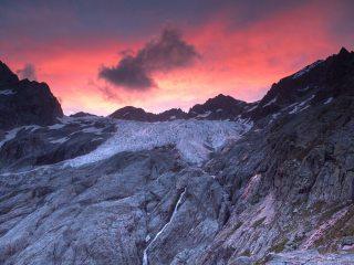 Glacier Blanc, Ecrins., 214 kb