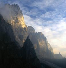 Fanes Group from Alta Via 1, Dolomites