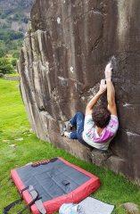 Bottom Boulder