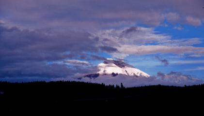 Another view of Cotopaxi