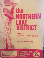 Lakes Guide - Cicerone Press 1969