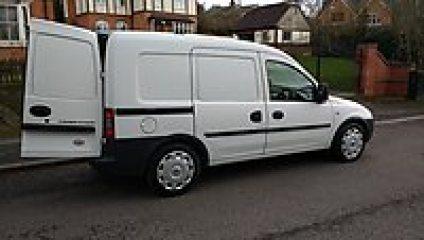 Premier Post: Vauxhall Combo Crew Mini Camper Van