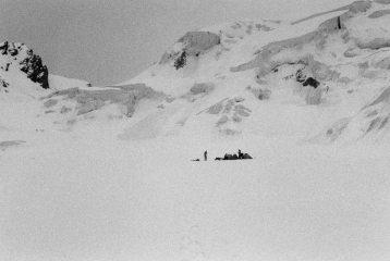 Advanced Basecamp, Merzbacher Glacier