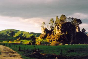Smith's Rock, North Island, NZ.