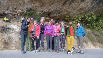 PRO-CLIMBERS COACHING in Spain with Rockbusters, Courses, holidays, expeditions, accommodation Premier Post, 2 weeks @ GBP 35pw