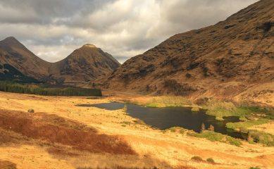 Glen Etive Loch., 159 kb