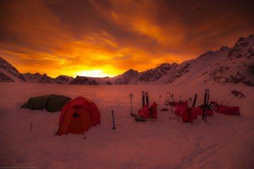 Roslin Glacier, Stauning Alps, Greenland, 184 kb