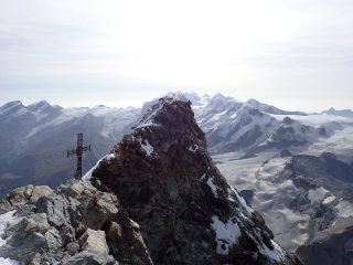 Summit ridge of Matterhorn