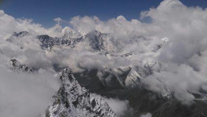 Kyajo Ri, Nepal