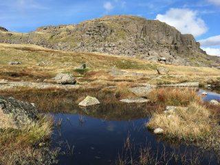 Black Crag. Wrynose. Cumbria. Three.Blind. Mice etc. Near Three Shire Stone.