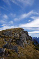 Pico Picano summit