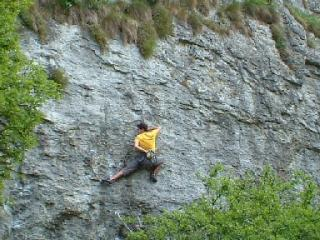 jordan on Rattle and hump 8a