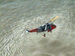 Rescue at St Bees