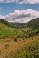 Some valley in Wales