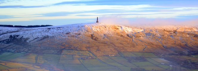 Stoodley Pike Calderdale